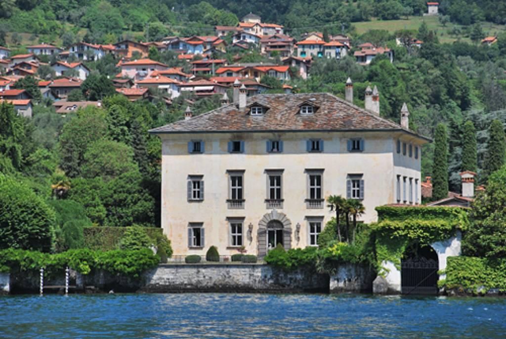Ville di prestigio sul lago di Como