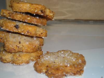 Biscotti deliziosi alla nocciola