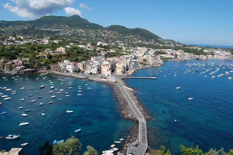Alloggiare in vacanza a Ischia