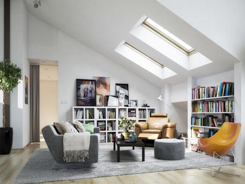 mobili soggiorno su misura